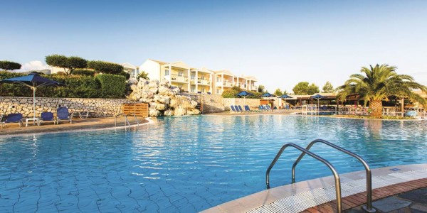 4* Corfu All Inclusive By the Beach Great for Families