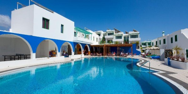 Lanzarote 3-Star All Inclusive - Free WiFi