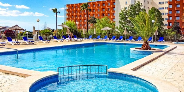 Majorca: 3 Star All Inclusive w/ 1st Child Stays FREE