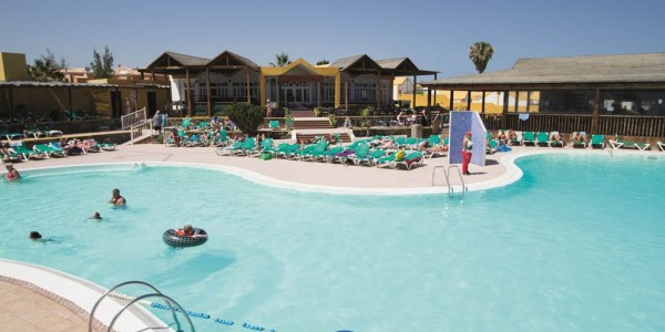 Fuerteventura 3-star All Inclusive - Pool with Waterslide