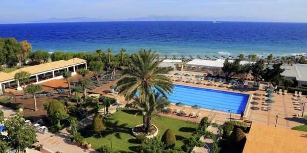 Rhodes: 4 Star All Inclusive w/ Water Park & Low Deposits