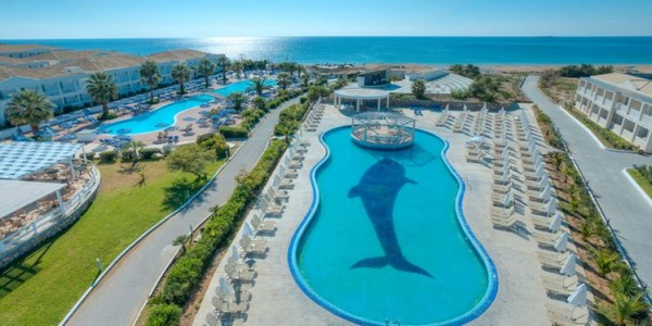 Corfu: 4 Star All Inclusive w/ Beachfront Location
