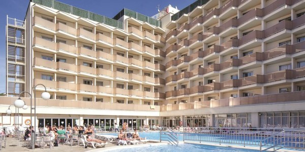 Costa Brava 4-Star All Inclusive - Beachfront Hotel