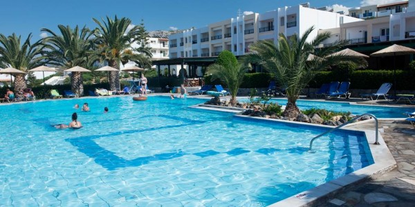 Crete 4-Star All Inclusive - On-Site Splash Park