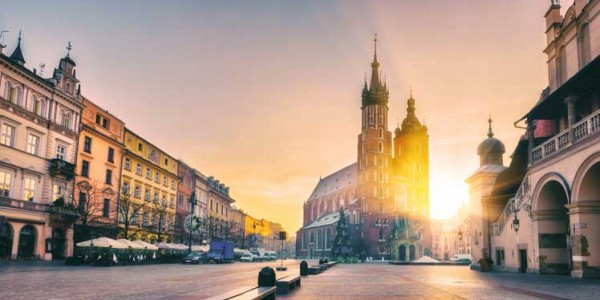 Krakow 3-Star Bed & Breakfast - Includes Tour