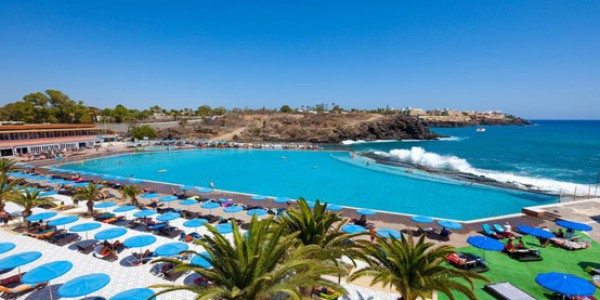 Tenerife 3-Star All Inclusive - Great Pool Area
