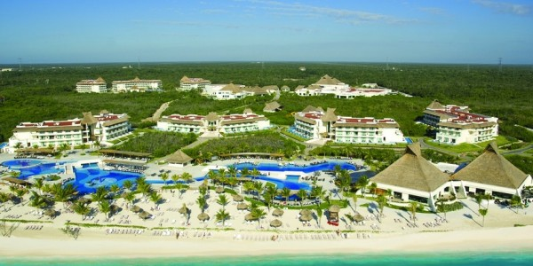 Mexico 5-Star All Inclusive - Includes Luggage and Transfers