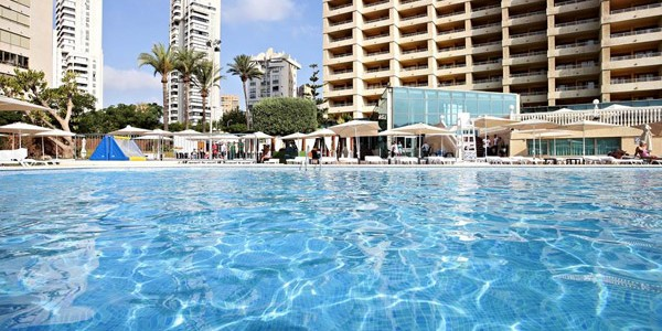 4* Benidorm All Inclusive Week with Great Facilities