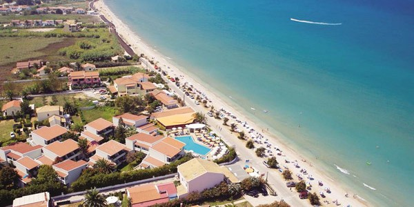 Beachfront 4* Corfu All Inclusive Escape Renovated for Summer 19