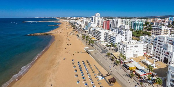 3* Beachfront All Inclusive Holiday to the Algarve