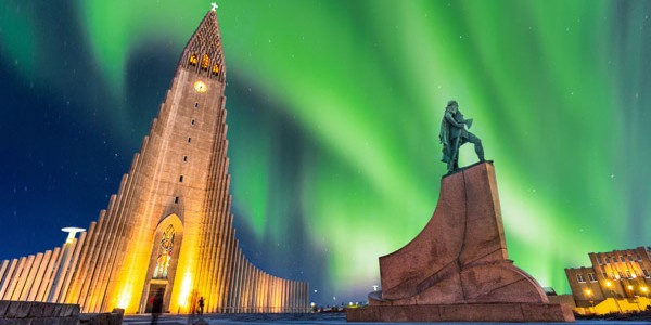 3* City Escape to Reykjavik with Optional Tour
