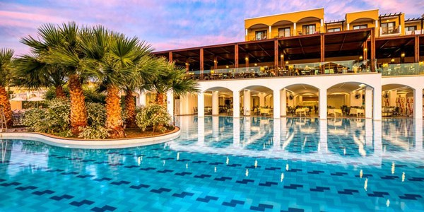 Luxury 4* Rhodes Family Deal with Onsite Waterpark