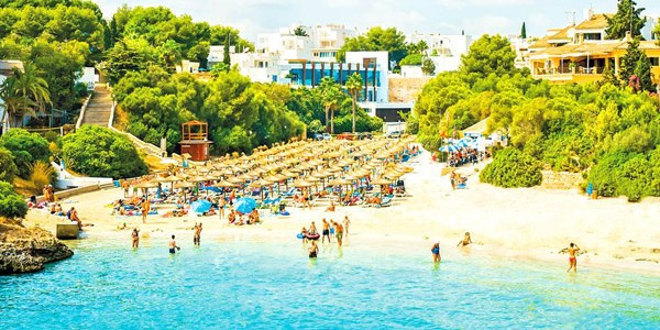 Deluxe 4* Majorca All Inclusive Break with Splash Park