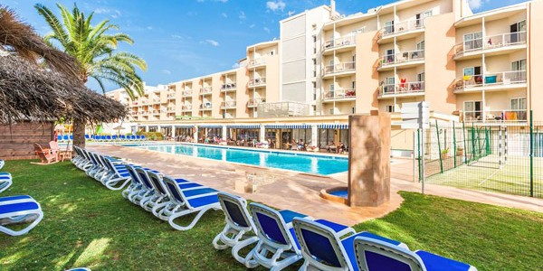 Popular 3* All Inclusive Beach Holiday to Majorca