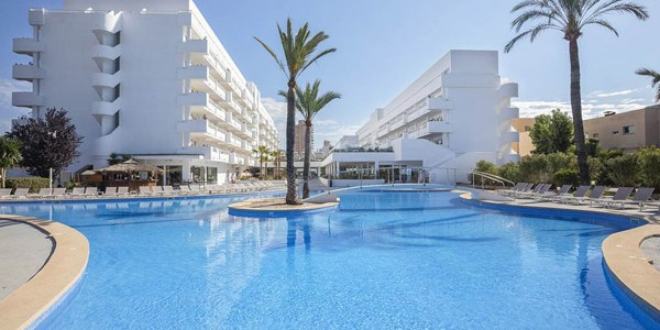 Lively 3* All Inclusive Beach Break to Majorca with Flights