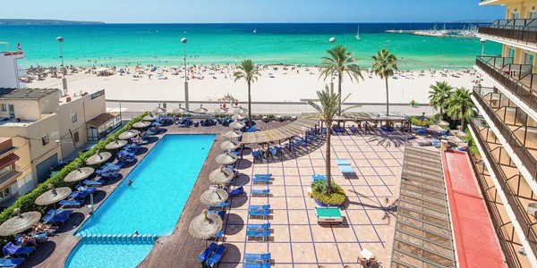 4* Adults Only All Inclusive Beach Break to Majorca