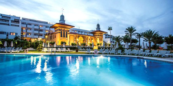 Award Winning 4* Adults Only Costa Almeria All Inclusive