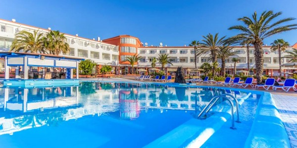 Fuerteventura: 3 Star All Inclusive w/ 1st Child Stays FREE