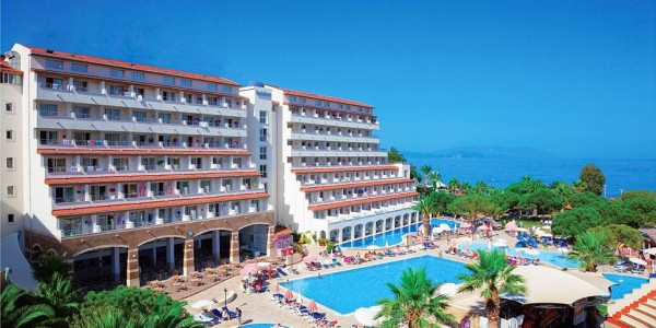 4* Turkey Beachfront All Inclusive Family Friendly Holiday