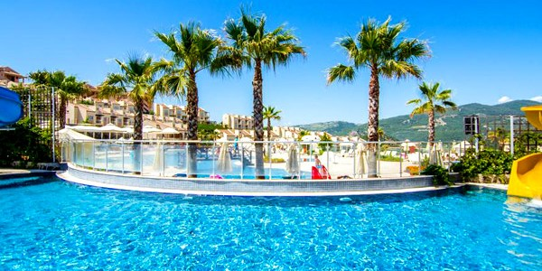 Luxurious 5* Turkey All Inclusive Family Holiday Week