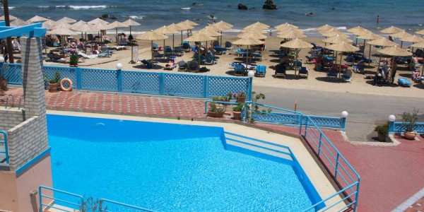 3* Crete All Inclusive Beach Week with Spa Facilities