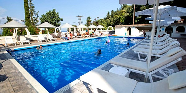All Inclusive 3* Corfu Retreat Close to the Beach