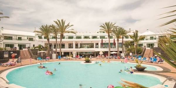 3* Family Favourite All Inclusive Week to Lanzarote