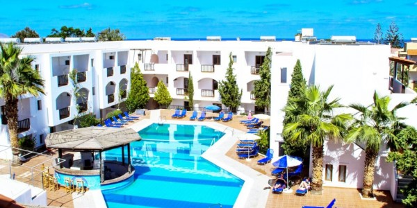 3* Crete All Inclusive with Great Range of Facilities
