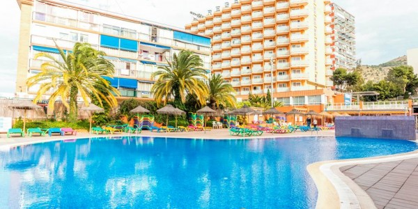 3* Benidorm All Inclusive Getaway with Great Facilities