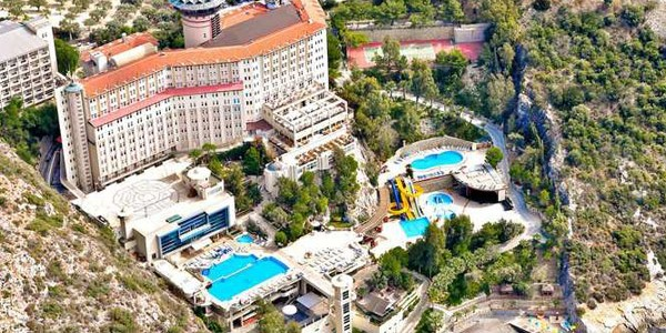 5* Turkey All Inclusive - Fantastic Facilities