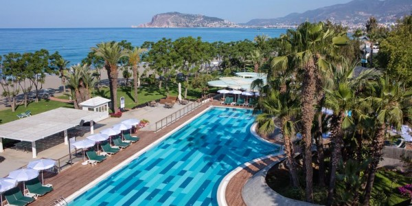 5* All Inclusive Family Deal to Turkey w/ Private Beach
