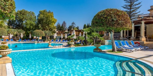Award Winning 4* Spa Break to Malta with Breakfast