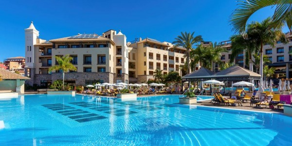Luxury 5* Tenerife Half Board Winter Sun Escape
