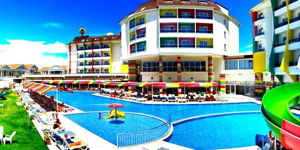 5* Turkey All Inclusive Family Favourite w/ Airport Transfers