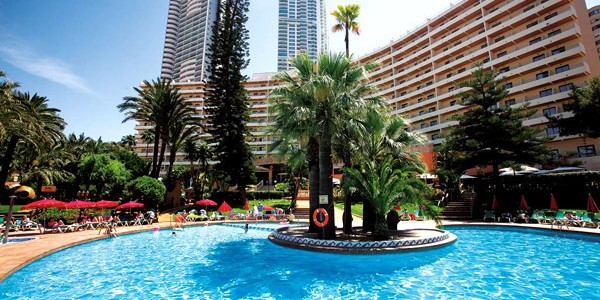 Great Value Break to Benidorm w/ Choice of 4* Hotels