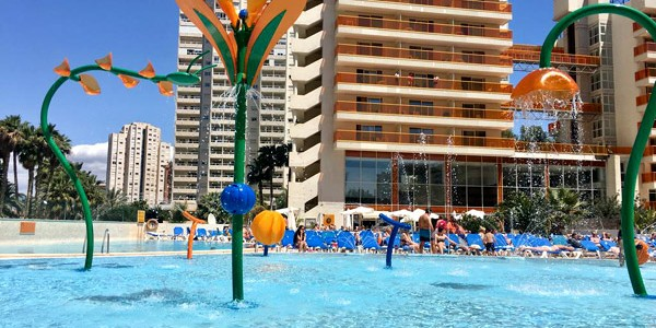 Great Value 4* Spa Break to Benidorm w/ Airport Transfers