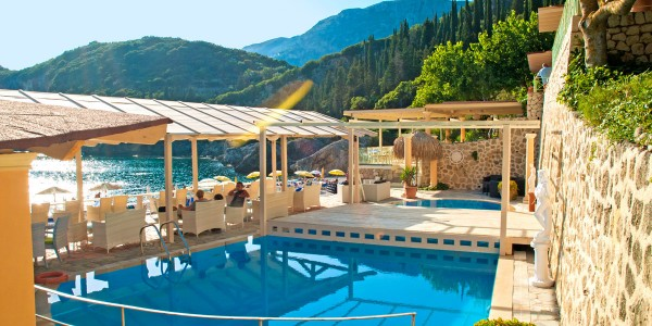 Corfu: 4 Star All Inclusive w/ Kids Stay FREE & Airport Transfers