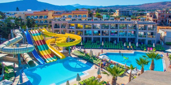 Crete: 4 Star All Inclusive w/ Waterpark & Transfers