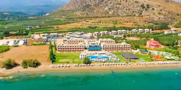 Crete: 4 Star All Inclusive w/ Child Stays FREE