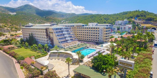 Turkey: 5 Star All Inclusive w/ Child Stays FREE