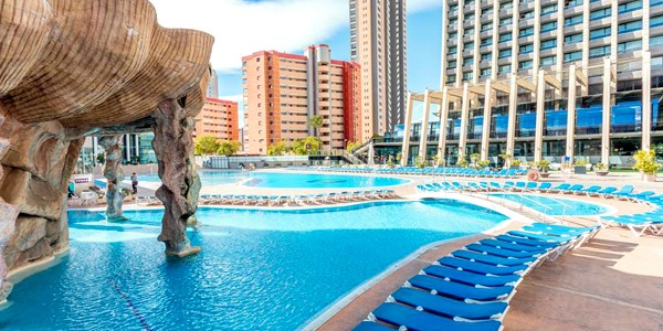 Benidorm: 4 Star All Inclusive Saving up to 30%