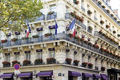 Famous Paris Hotels